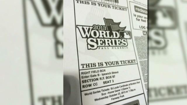 man gets 6 dollars world series ticket Erik Jabs Earlystart _00004713.jpg