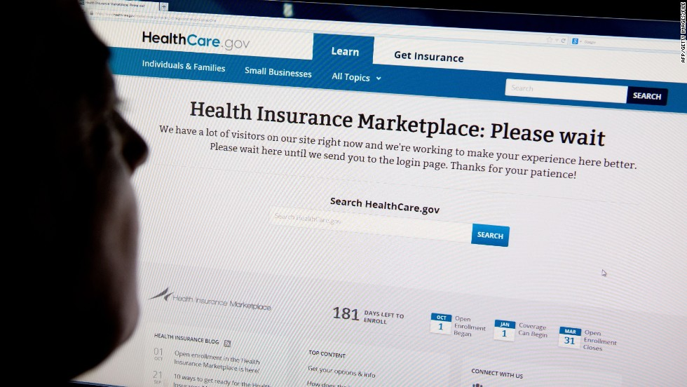"The Affordable Care Act has been a hallmark of President Barack Obama's time in the White House. But it sure didn't get off to a smooth start when the website used to access the plan stalled in its crucial opening days. What was initially thought to be sluggishness due to heavy traffic turned out to be dozens of bugs that <a href=""http://www.cnn.com/2013/12/01/politics/obamacare-website/index.html?iref=allsearch"">took nearly two months to fix</a>. Heavy hitters from Silicon Valley were brought in for a ""tech surge"" -- raising the question of why they weren't involved from the beginning."