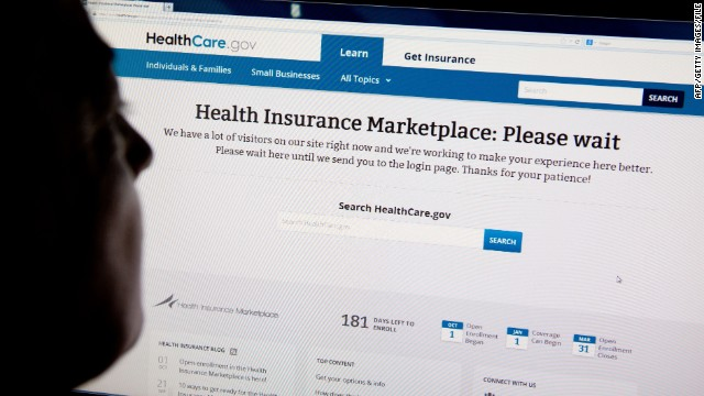 Obamacare website warnings ignored