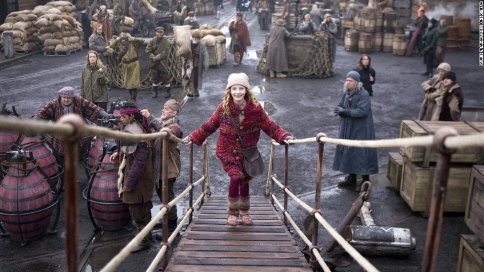 """A Nicole Kidman film with big ambitions and a blockbuster budget,<strong> """"The Golden Compass""""</strong> (2007), didn't measure up to Philip Pullman's book -- but that was the least of its problems. Pullman's anti-religious themes were blunted and the film tried to cram a lot into its 113 minutes. Interestingly, it was a huge hit in Europe -- but not enough to prompt any studio from taking on the second and third books of Pullman's """"His Dark Materials"""" trilogy. Not yet, anyway."""