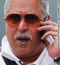 vijay mallya leadership style