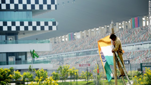 Will India F1 race survive?
