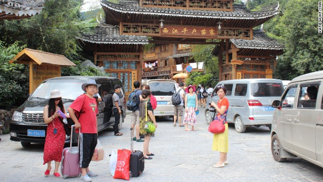 Tourism is a mixed blessing for minority villages