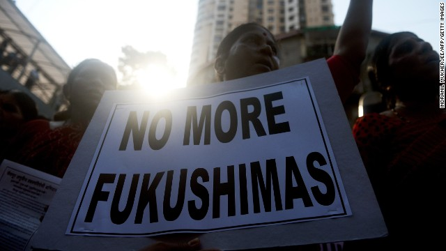 After the disaster at Japan's Fukushima nuclear plant, anti-nuclear groups take issue with a new film about nuclear energy.