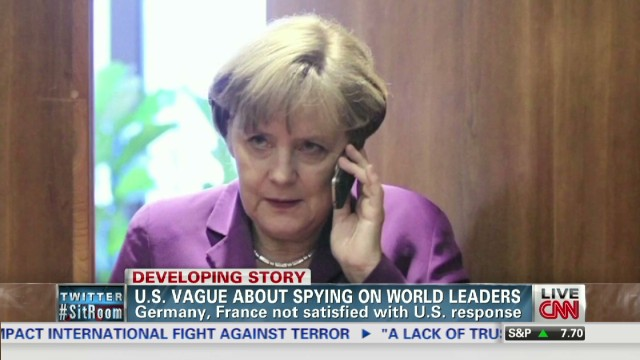 U.S. allies furious over spying