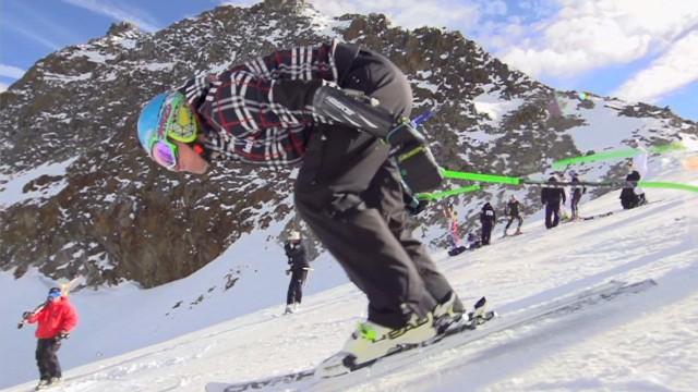 U.S. Ski Team's big expectations