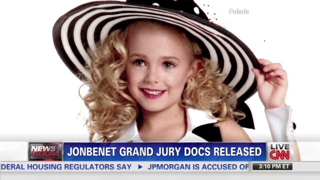 JonBenet documents released