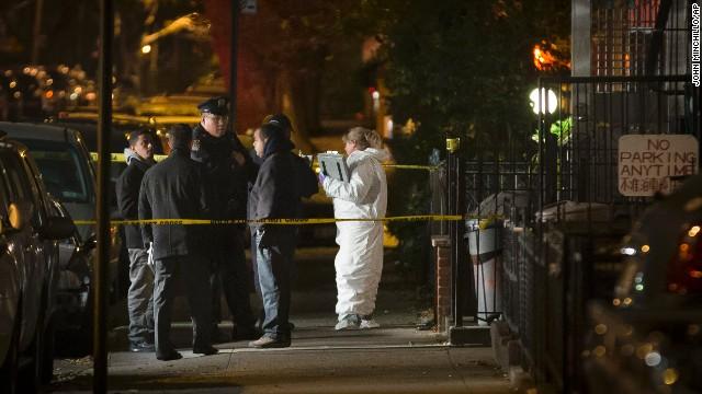 Mom, 4 kids killed in stabbing rampage