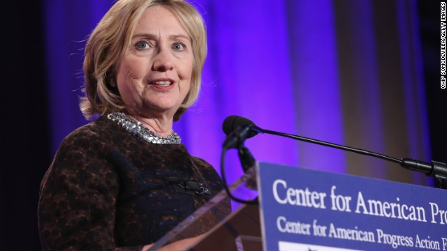 Book: Hillary Clinton has 'enemies list'