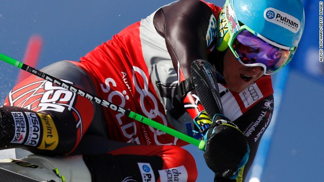 The secret behind Ligety's success