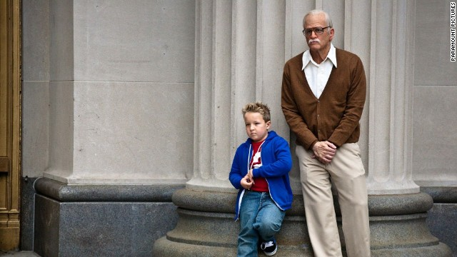 "Johnny Knoxville stars in the ""Jackass"" comedy ""Bad Grandpa."""