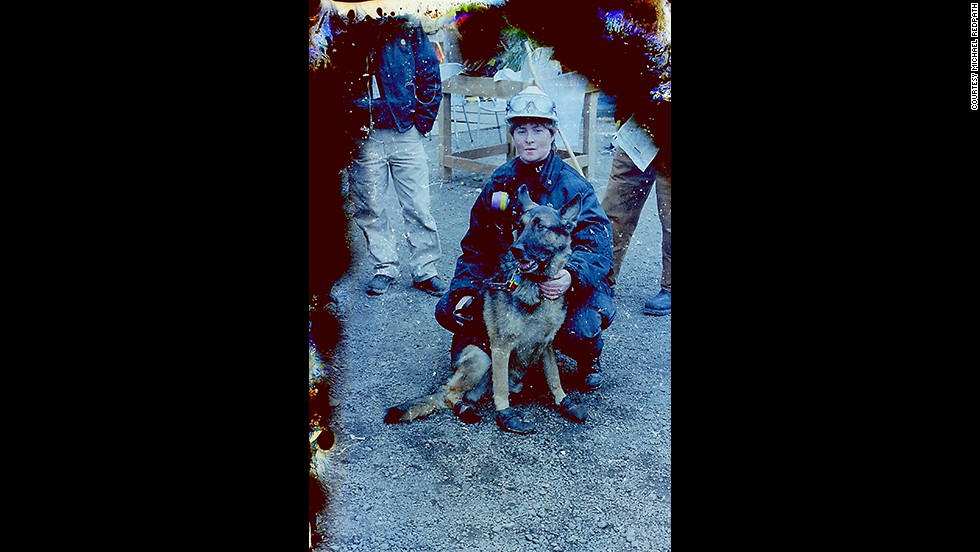 Redpath, a 15-year veteran of the city's fire department, was off duty on September 11, 2001, and was called in that afternoon. He said he was struck by the efforts of police officers, firefighters, iron workers and crane operators.