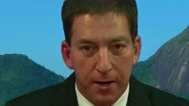 Greenwald: US spying not about terrorism