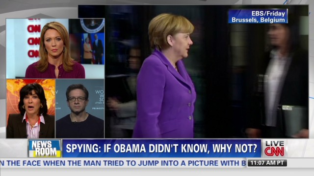 Spying and Obama's responsibility
