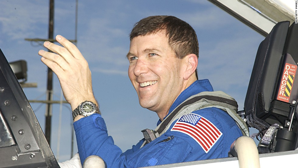 The Texas airport is named after Amarillo-born Rick Husband, one of the NASA astronauts who lost his life in the 2003 Columbia space shuttle tragedy.