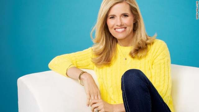 "CNN's Kelly Wallace: ""Four words I try to never utter around my girls -- 'Do I look fat?'"""