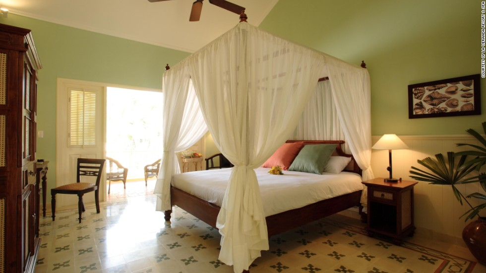 La Veranda Resort in Vietnam features small-town charm at reasonable prices.