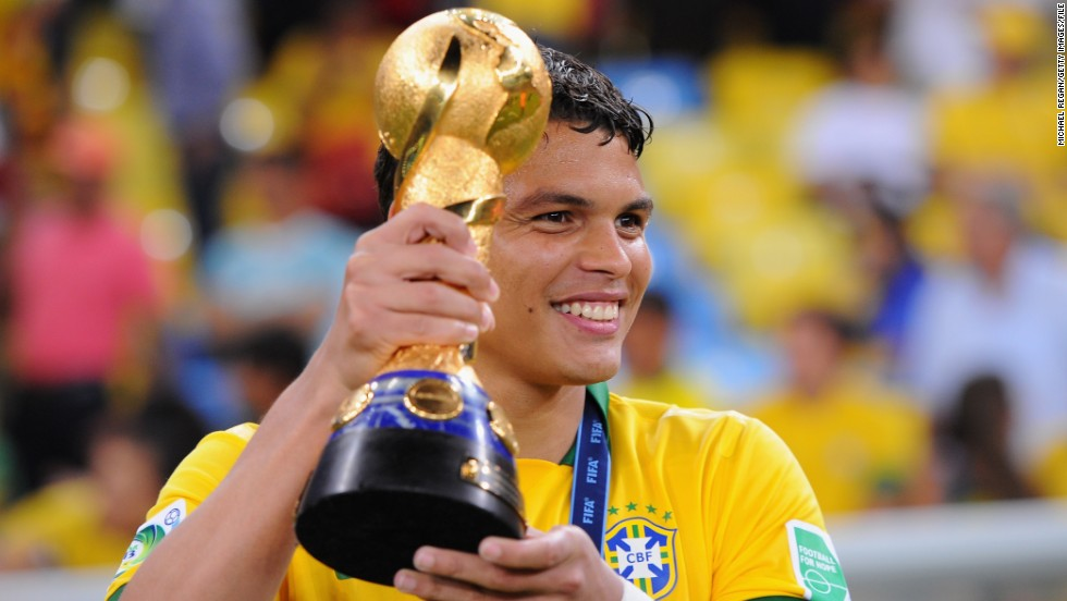<strong>Thiago Silva</strong> (Paris Saint-Germain & Brazil) <strong><br />CNN rating:</strong> No chance <br />The defender led Brazil to Confederations Cup success in 2013. If he can repeat the feat as captain of his country at next year's World Cup, he won't be far away from the 2014 honor.
