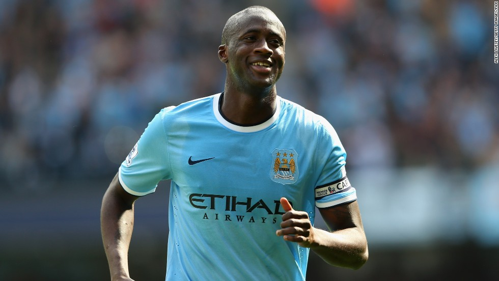 <strong>Yaya Toure</strong> (Manchester City & Ivory Coast) <strong><br />CNN rating:</strong> No chance <br />The powerful midfielder endured a frustrating 2012-13 campaign with Manchester City. Toure saw his team finish 11 points behind neighbors United in the Premier League, lose the FA Cup final to lowly Wigan and fail to advance past the group stage of the Champions League.
