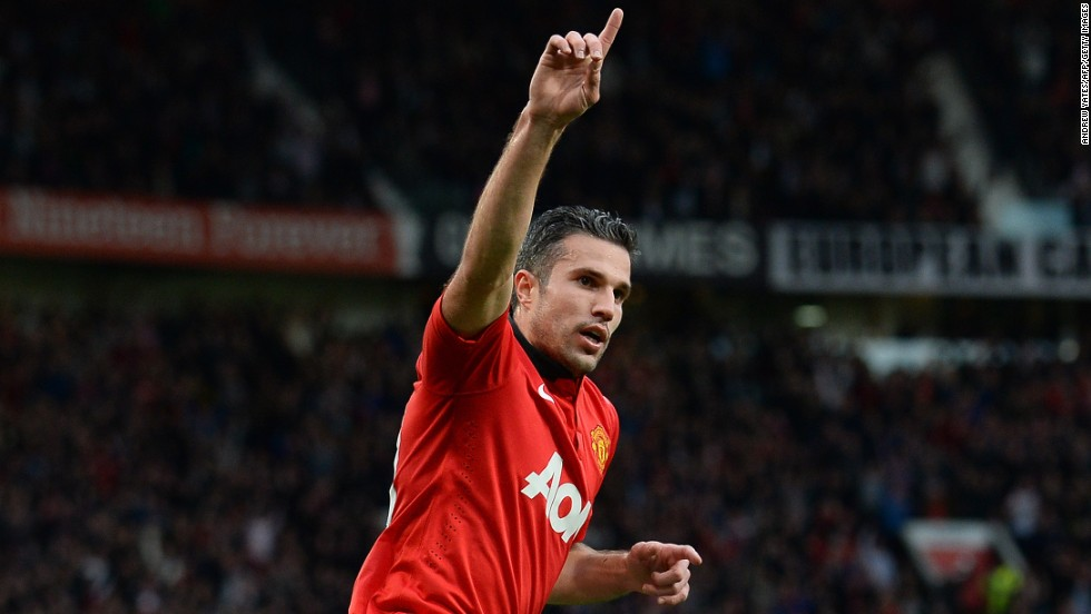 <strong>Robin van Persie</strong> (Manchester United & Netherlands) <strong><br />CNN rating: </strong>No chance <br />The Dutchman's goals propelled United to the Premier League title in convincing fashion, but the Old Trafford club's failings in Europe meant he struggled to make an impact on the continent.