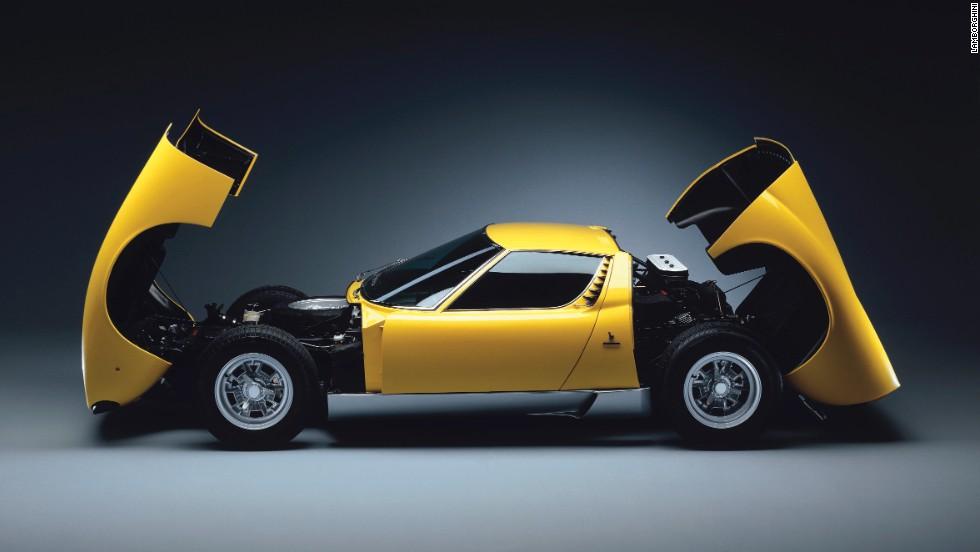 Miura SV/J (1971-1987)