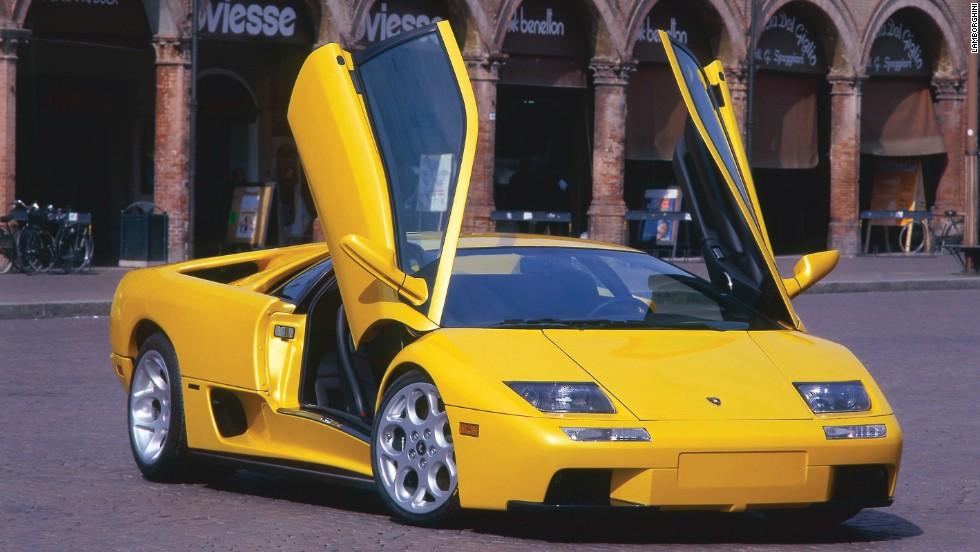 Diablo VT 6.0 (2000-2001)