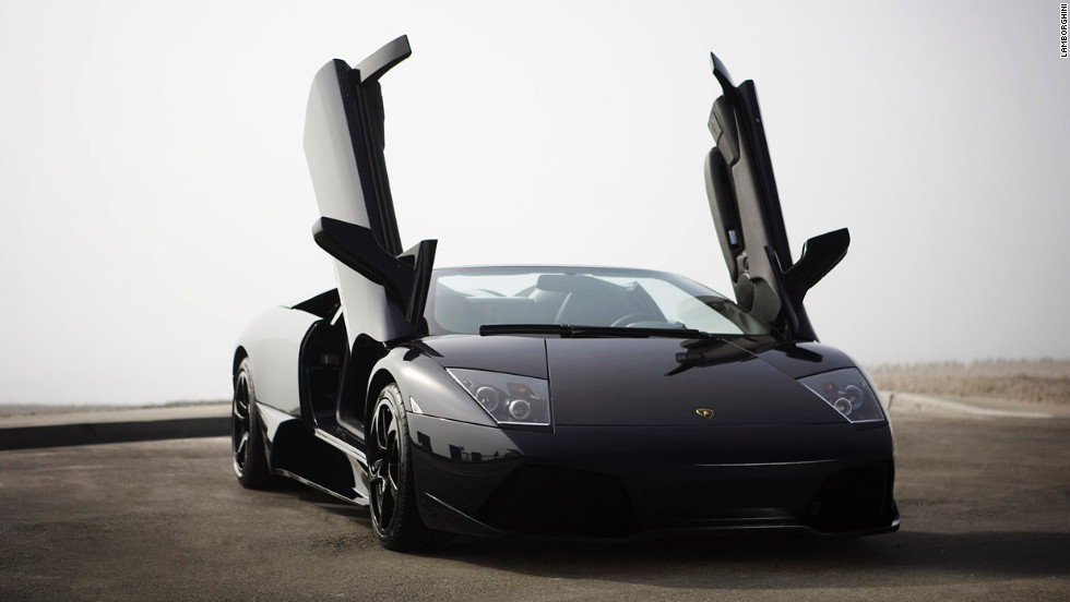 Murcielago LP 640 Roadster (2007-2010)
