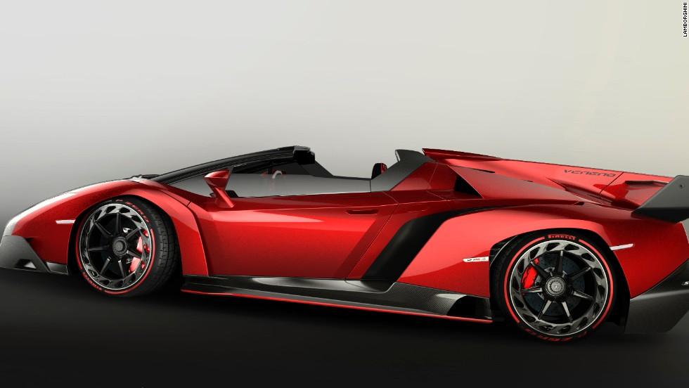 Veneno Roadster (2014)