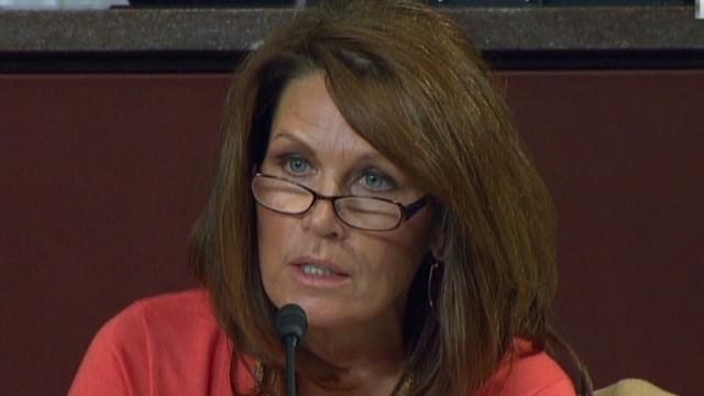 Bachmann grills intelligence directors