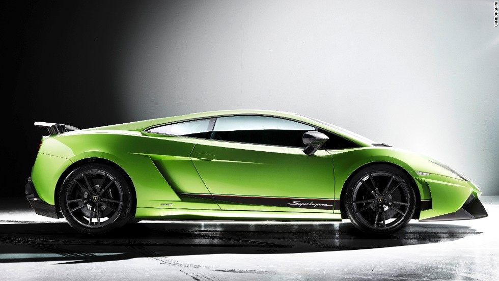 Gallardo LP 570-4 Superleggera (2010-present)