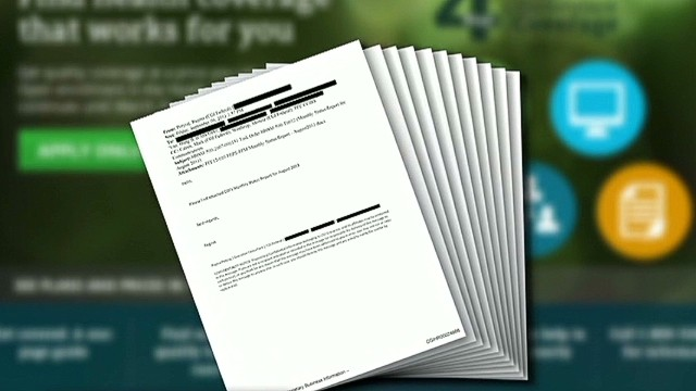 Report uncovers Obamacare warning