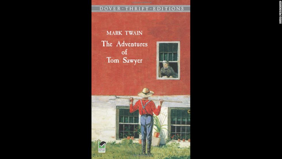 "A few male readers cited ""The Adventures of Tom Sawyer"" by Mark Twain as an influential book in their young lives. ""The best part? A happy ending, and one that came about because of Tom,"" <a href=""http://www.cnn.com/2013/10/07/living/best-young-adult-books/index.html#comment-1075633325"">one commenter said</a>. ""It wasn't wrong or misbehaving to go out into the world and try to solve a problem. Sitting around and talking about a problem, discussing feelings, things that are antithetical to almost every young man aren't the only ways to address life."""