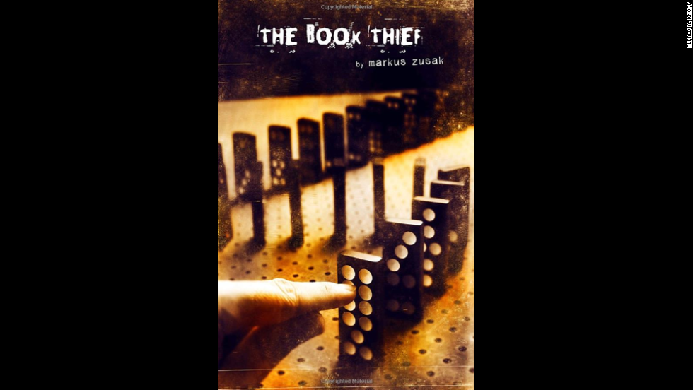 "Death himself is the narrator of Markus Zusak's ""The Book Thief,"" describing Nazi Germany during the escalation of World War II. Readers flagged this award-winning best-seller as a modern classic."