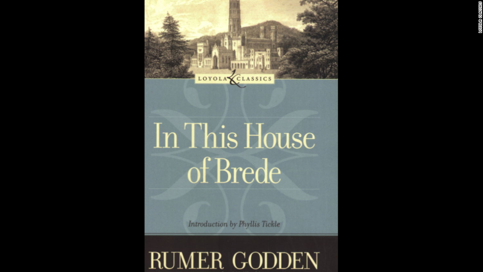 "Rumer Godden's ""In this House of Brede"" is the story of a businesswoman who decides to become a nun. Naturally, struggles ensue in the transition. ""It showed me that life is never going to be a smooth ride, but even in the midst of turmoil and suffering, there will be times of grace,"" <a href=""http://www.cnn.com/2013/10/07/living/best-young-adult-books/index.html#comment-1076221184"">one commenter said</a>."