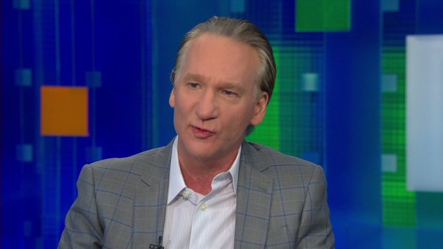 Maher attacks GOP on Obamacare, shutdown