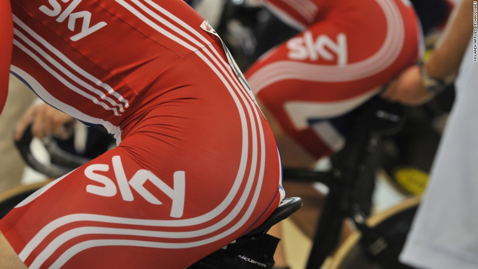 The team also worked on several different sports at London 2012, most successfully with Britain's cyclists as it shaved fractions of seconds off riders' times.