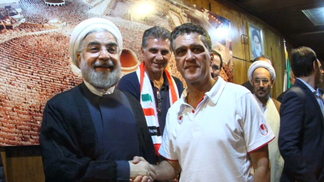 American coach helping Iran to the World Cup