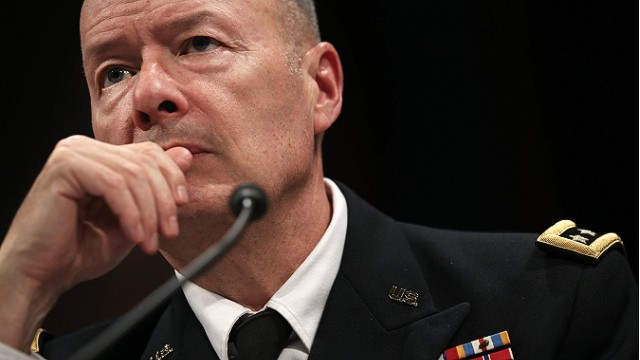 NSA chief: Europeans shared data