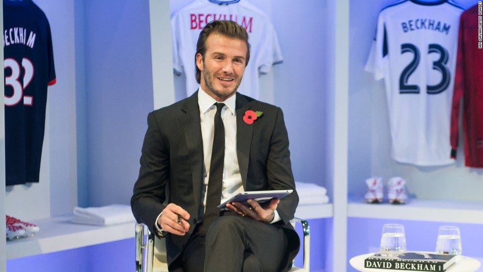 "Beckham's groundbreaking contract signed with LA Galaxy in 2007 gave him the option to create a new MLS team for $25 million. ""When I signed my contract six, seven years ago, my manager Simon Fuller actually got a clause in the contract that enabled me to have a franchise at the end of my playing career and obviously now I've stopped playing,"" he said at a book launch last year.<br />"