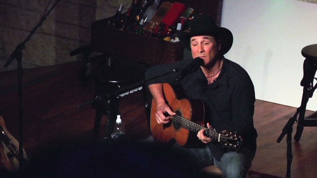 Clint Black raises his voice for a cause