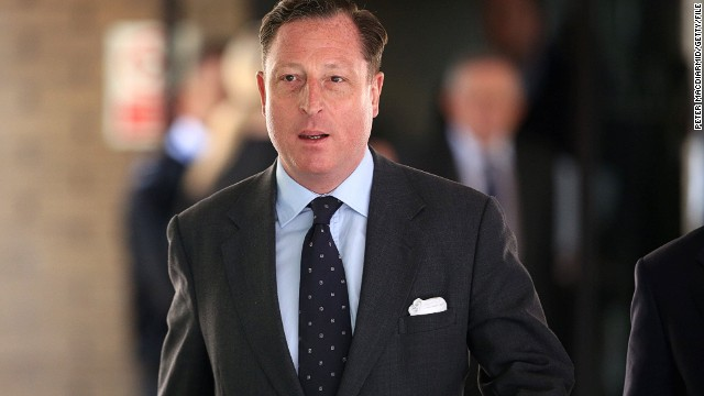 Neville Thurlbeck (file photo) is reportedly one of three former News of the World journalists to plead guilty to phone hacking.
