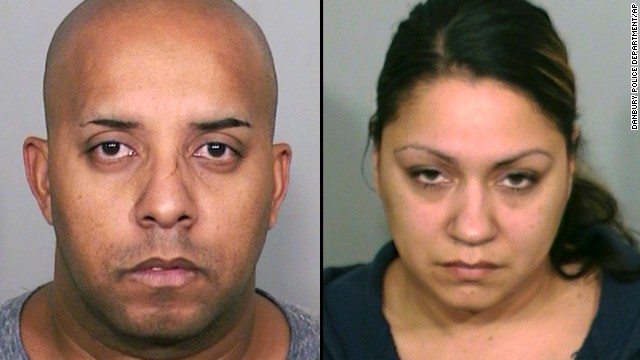 Police: Couple used shock collar on child