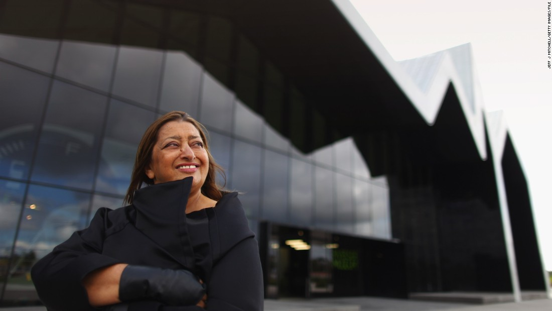 An exhibition of the late British-Iraqi architect Zaha Hadid's work titled 'There Should Be No End To Experimentation' is on show in Hong Kong. The show opens two weeks before the one-year anniversary of her death on March 31, 2016.