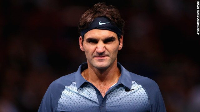 Former world No. 1 Roger Federer has won a record six ATP World Tour Finals titles.