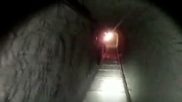 el chapo u0026 39 s prison escape route builds on tunnel legacy