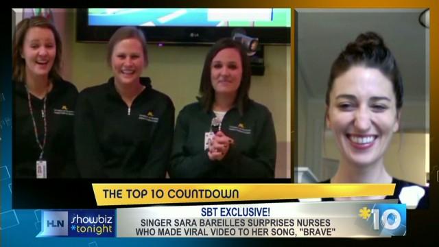 sbt sara bareilles surprises nurses_00014601.jpg