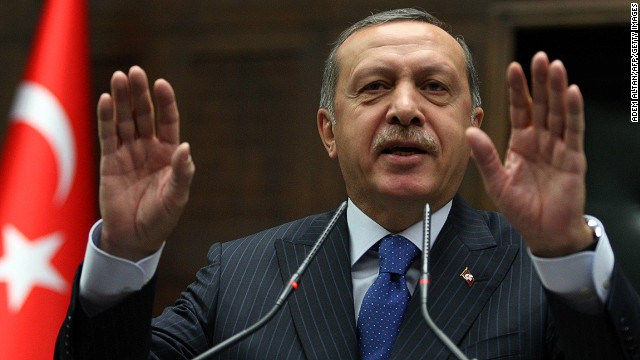 Turkish Prime Minister Recep Tayyip Erdogan has struck new energy deals with Kurdish firms.