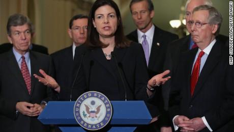 New Hampshire Sen. Kelly Ayotte