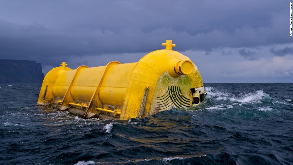 "Are waves an even better source of ""free"" energy than wind? The Scots think so: <a href=""http://www.heraldscotland.com/news/environment/worlds-biggest-wave-energy-farm-off-lewis-gets-go-ahead.21156952"" target=""_blank"">the world's biggest wave farm was approved there this year</a>. Waves beat wind, say proponents, because they are more predictable, allowing surges of power to be more easily integrated into the power grid."