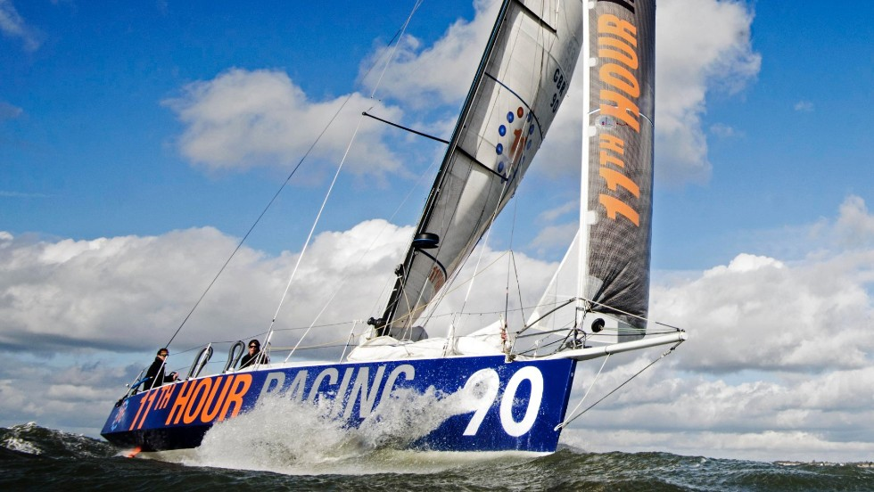 Windsor and Jenner will be crewing a 40-foot monohull for Team 11th Hour Racing in the prestigious Transat.